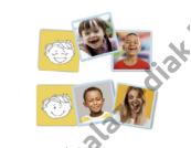 Fényképkártyák - Arckifejezések