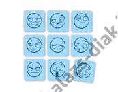 Kirakó készlet - 10 érzelem