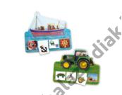 Képkártyák - Szakmák járművei