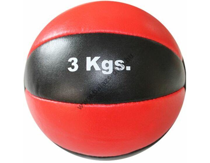 Medicinlabda, 3 kg, bőr