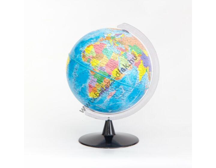 Politikai földgömb 16 cm