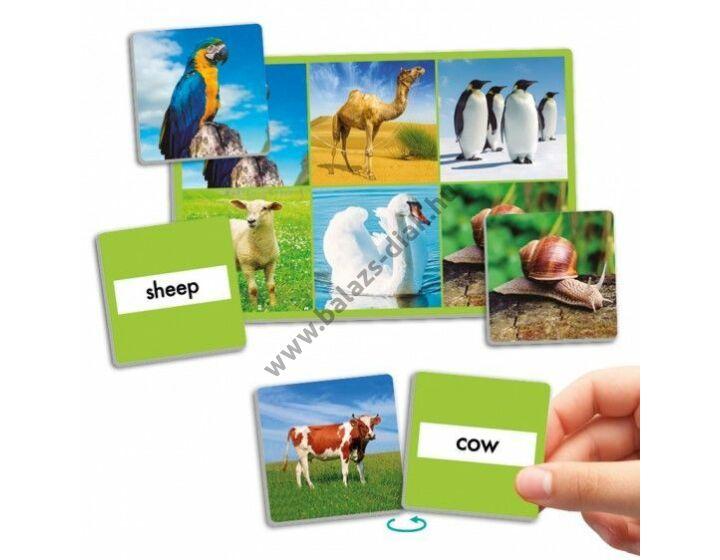Lottójáték - A farm állatai