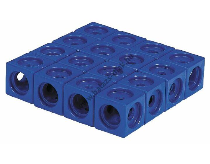 Számoló kocka - Kék színű