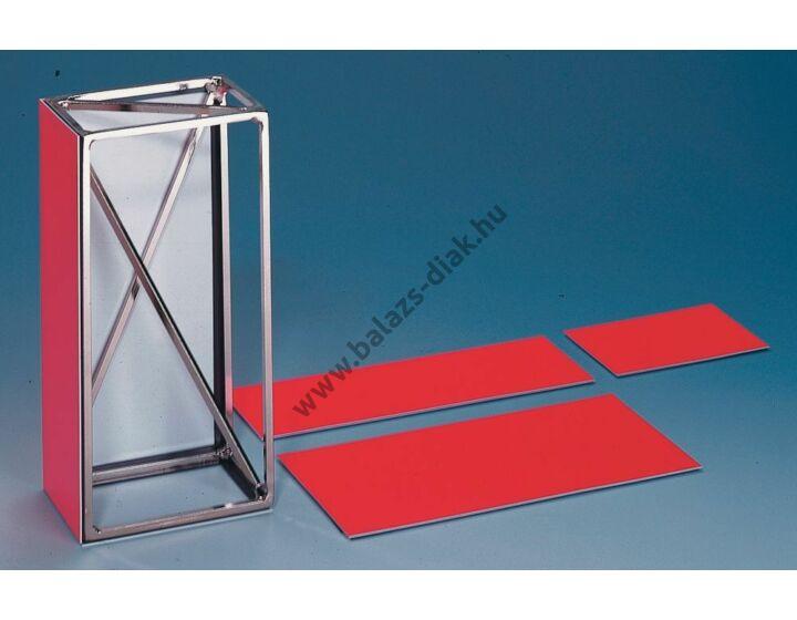 Téglatest 12x8x24 cm mágneses