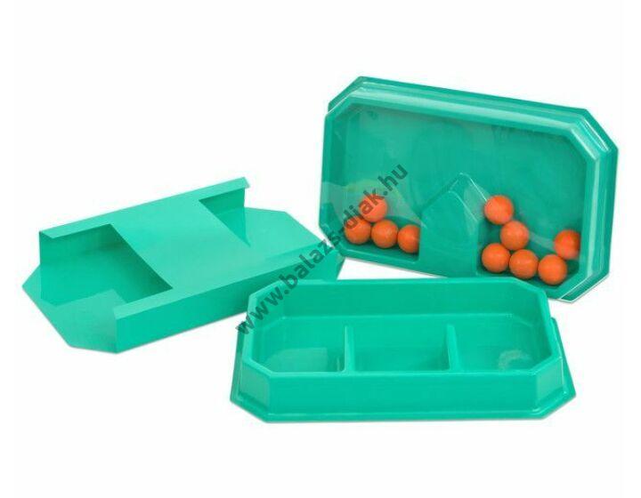 Split-box maxi tanári golyókkal