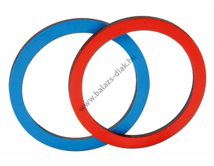 Táblai mágnesgyűrű - 20 darabos