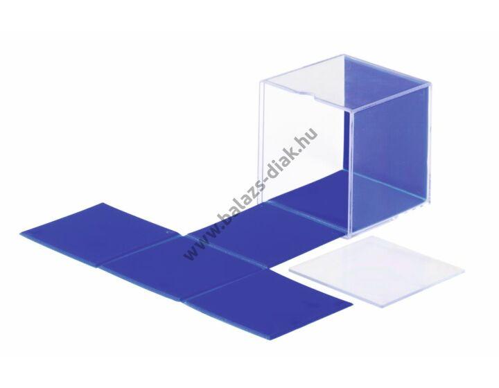 16 részes geometriai testkészlet