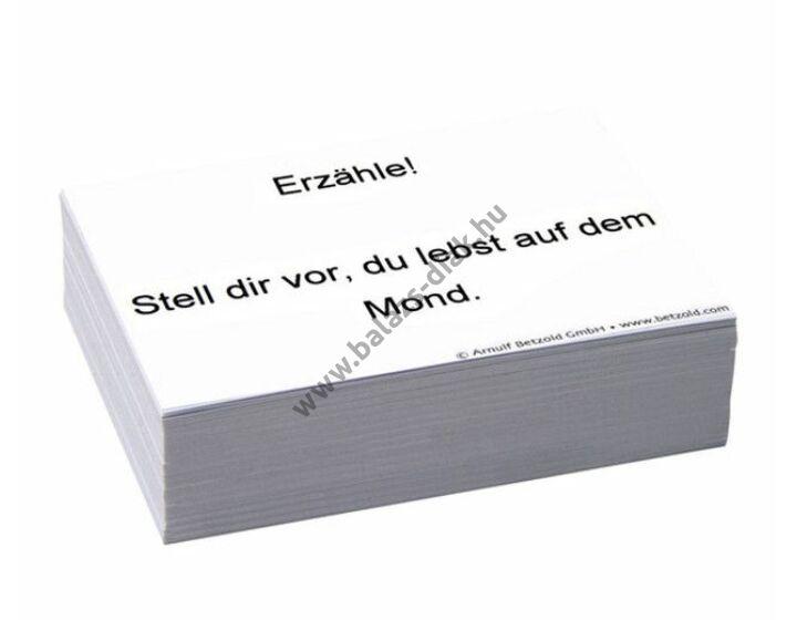 Gyakorlókártyák - német