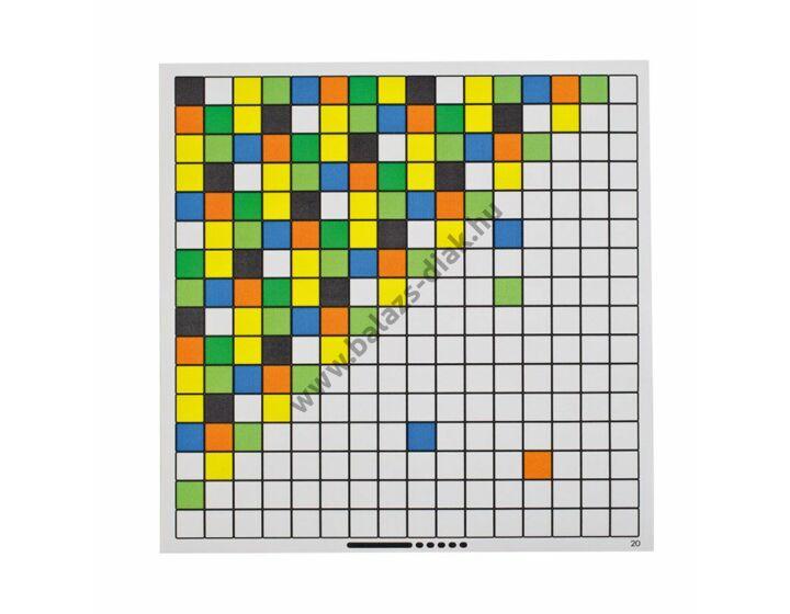 Mozaik – feladatlapok