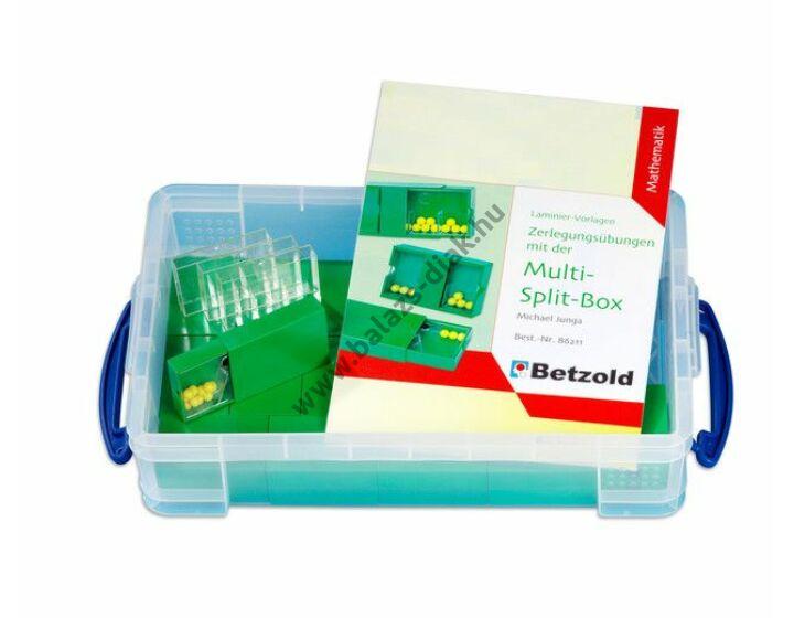 Split box maxi - készlet tanári + 25 tanulói doboz