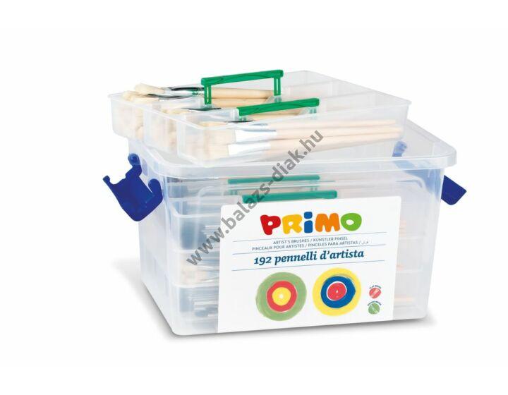 PRIMO Ecsetkészlet 192 db