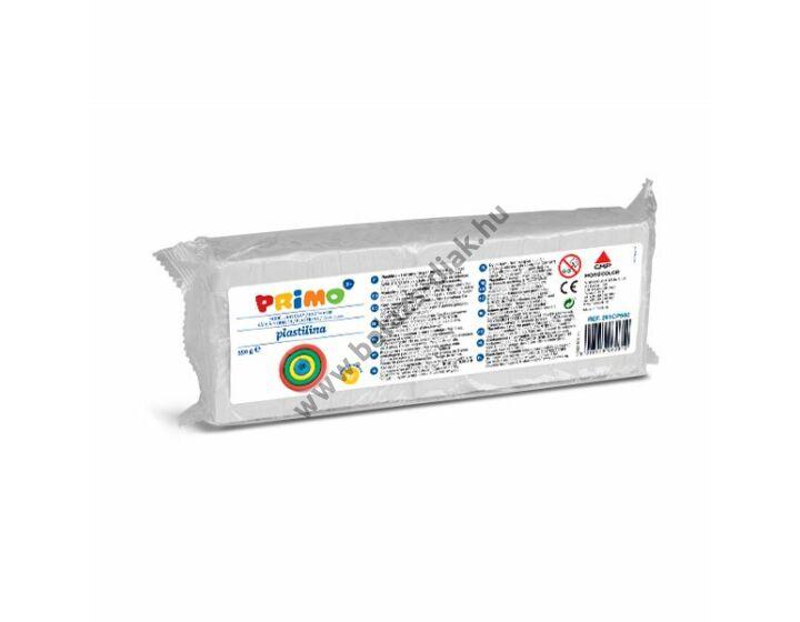 Gyurma 550g-os, gyurmaformázóval, fehér