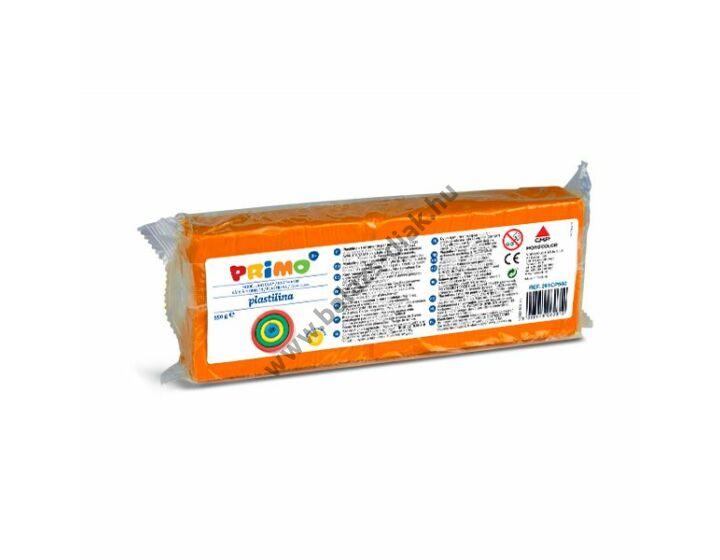 Gyurma 550g-os, gyurmaformázóval, narancssárga