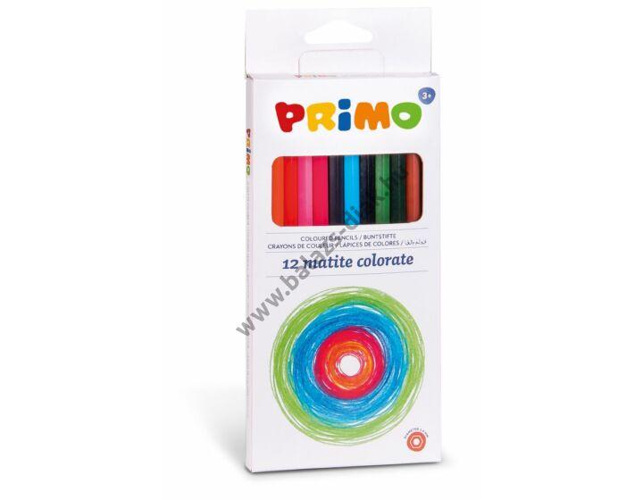 Hatszögletű színesceruza készlet