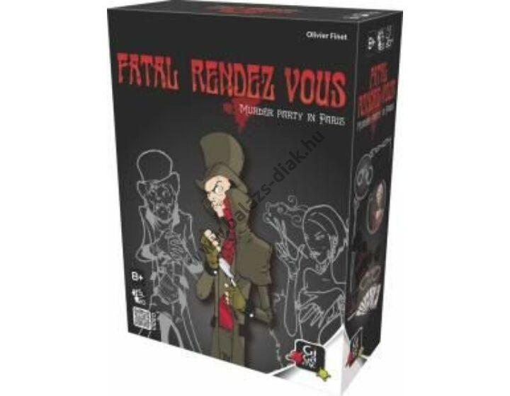 Fatal randez-vous - szórakoztató társasjáték (5-20 főre)