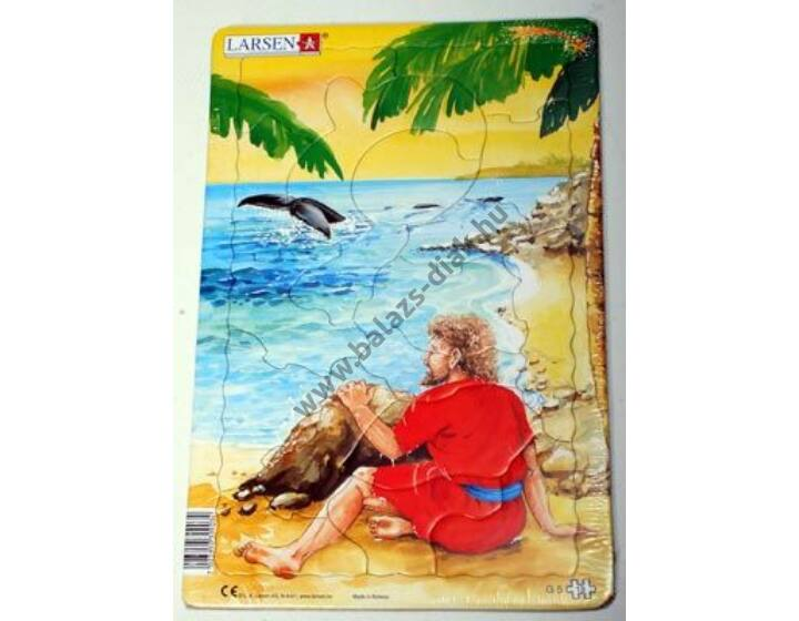 Jónás és a cethal puzzle