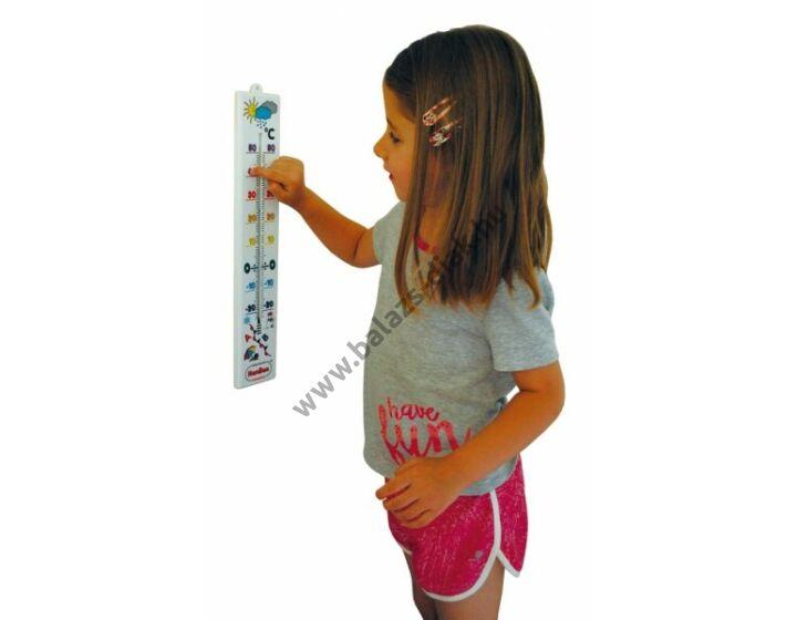 Színes hőmérő