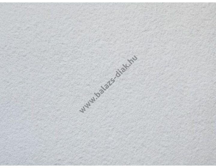 Bolyhos dekorgumi lap - fehér
