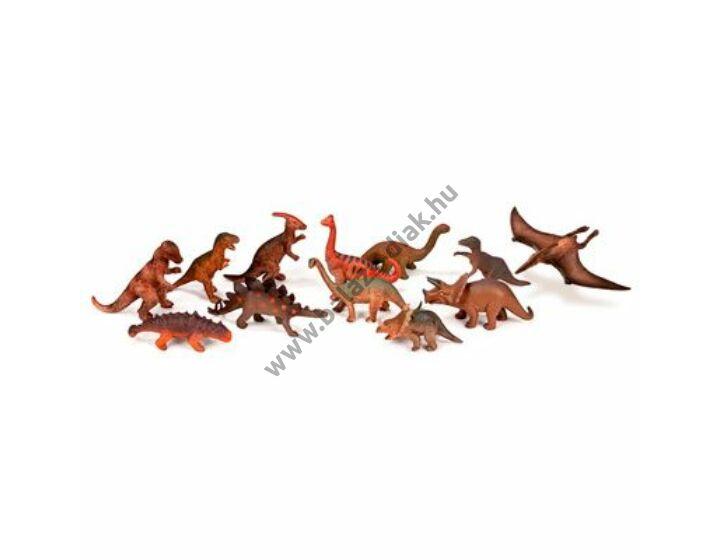 Dinoszauruszok, 12 figura
