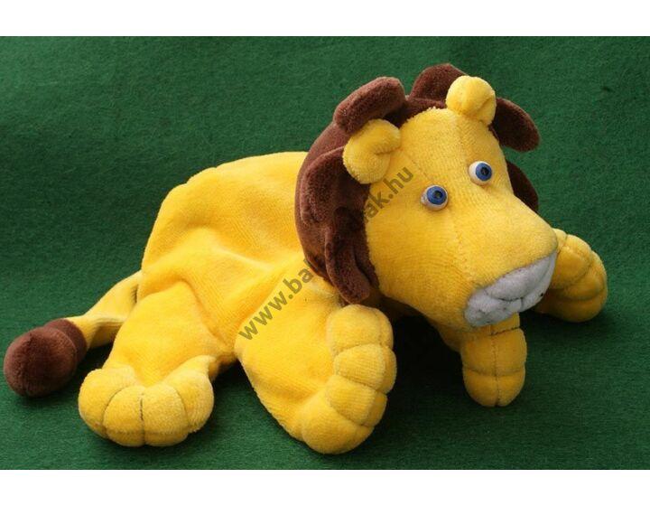Ötujjas báb: oroszlán - gyerek kézre