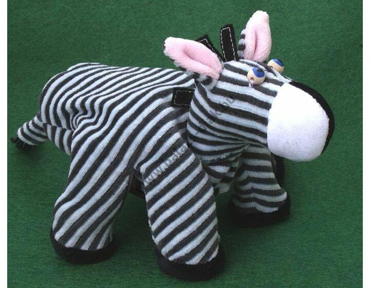 Ötujjas báb: zebra