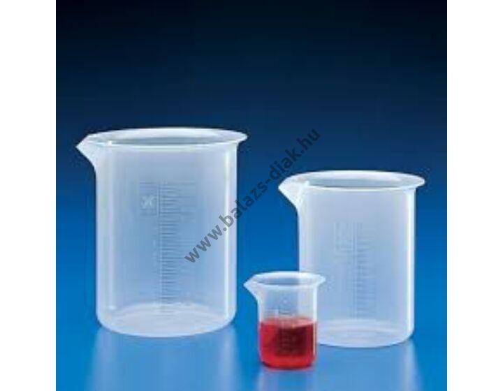 PP főzőpohár 50 ml