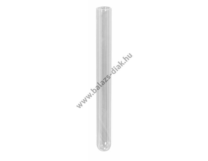 Kémcső 15x150mm, Boro 3.3 üvegből, perem nélkül
