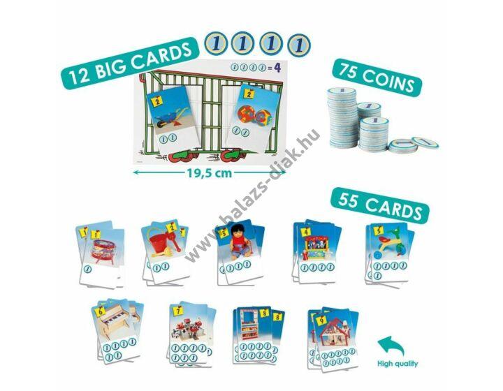 Képkártyák - Bevásárlókosár
