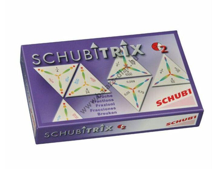 Schubitrix törtek 2.