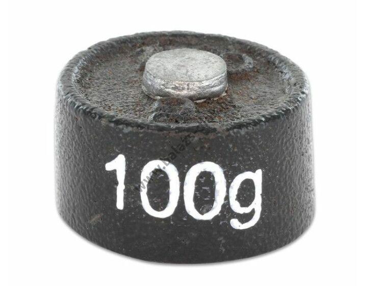 Öntött súly/100g