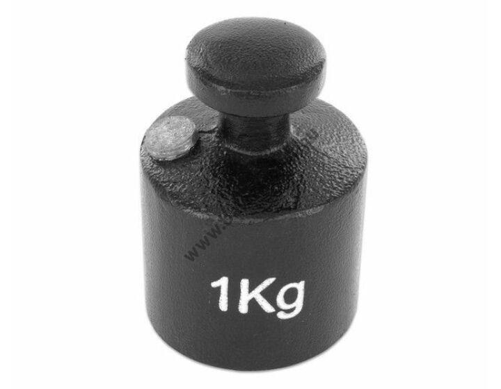 Öntött súly/1kg