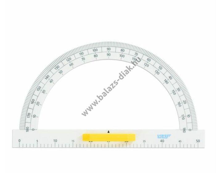 Polisztirol szögmérő 50 cm