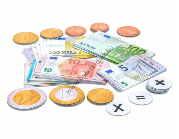 Tanári euro kassza - mágneses