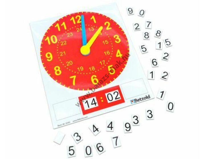 Óra készlet - 1 db tanári és 25 db tanulói óra