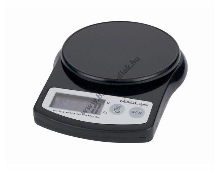 Digitális mérleg - 5 kg méréshatár