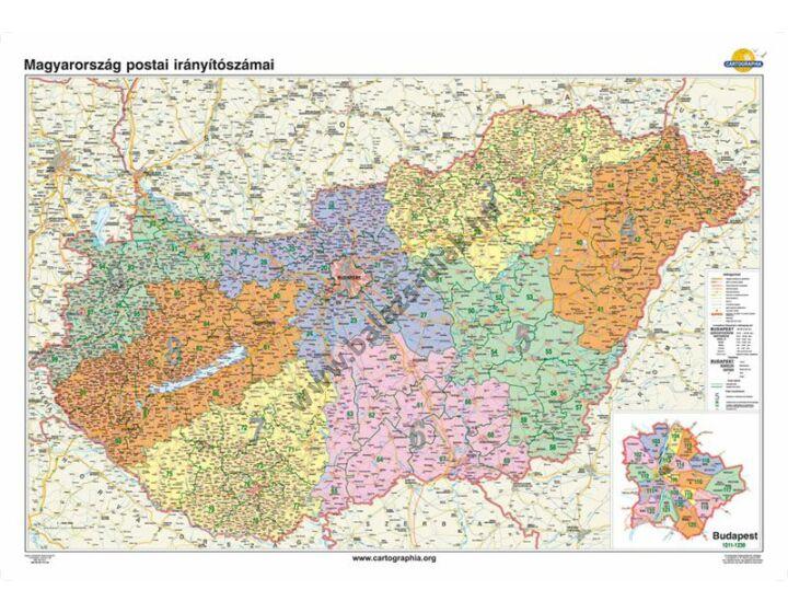 Magyarország postai irányítószámai
