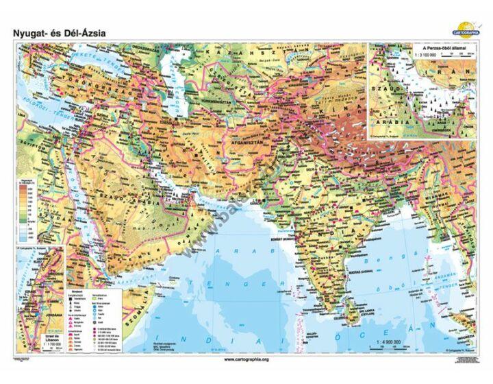 Nyugat- és Dél-Ázsia