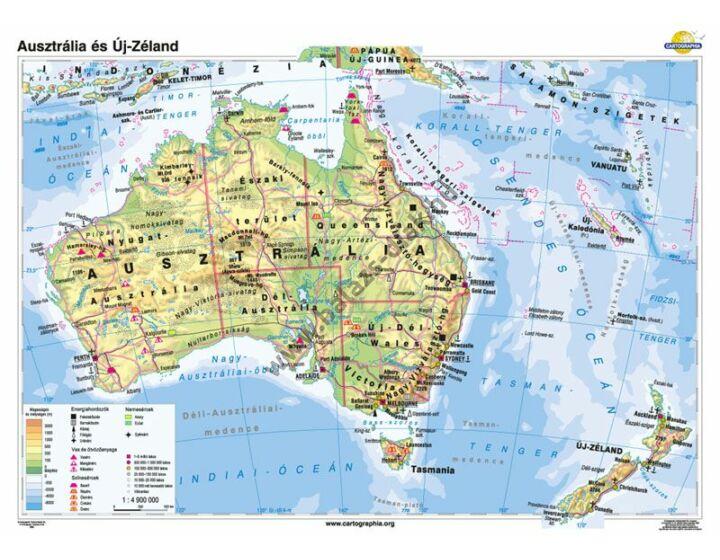 Ausztrália és Új-Zéland