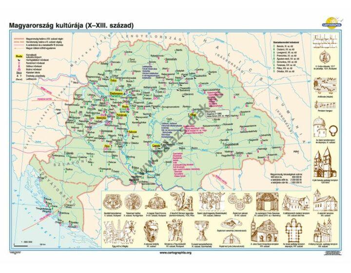 Magyarország kultúrája (X-XIII. század)