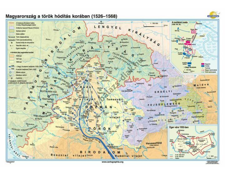Magyarország a török hódítás korában (1526-1568)