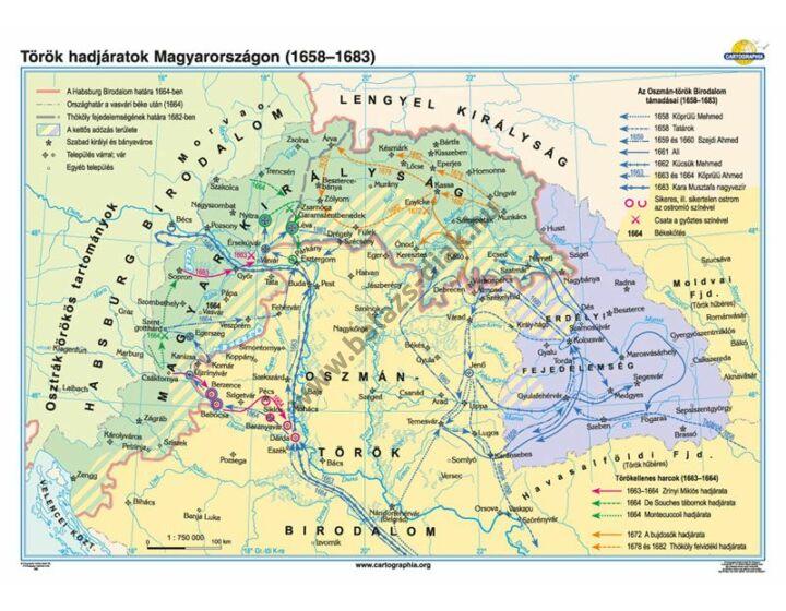 Török hadjáratok Magyarországon (1658-1683)