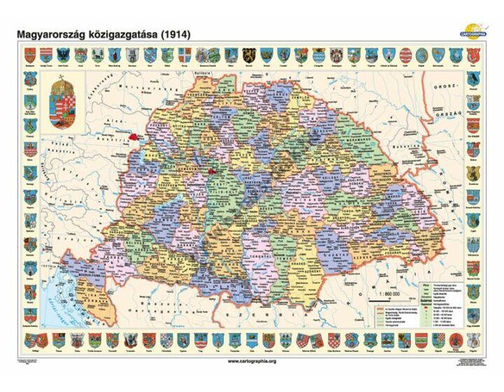 Magyarország közigazgatása (1914)