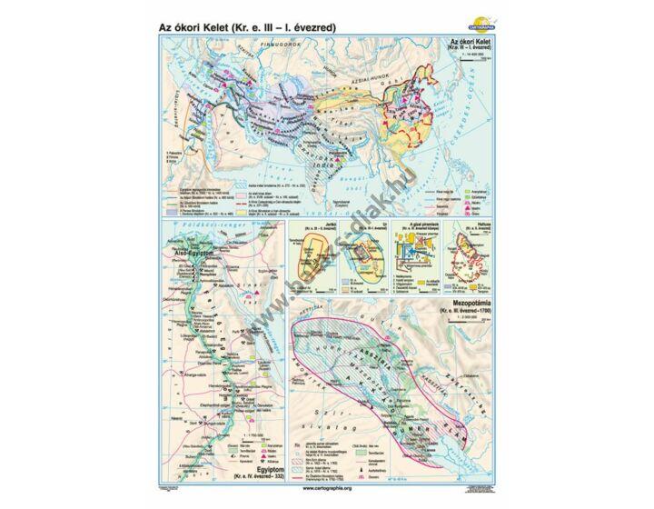Az ókori Kelet (Kr.e. III-I. évezred)