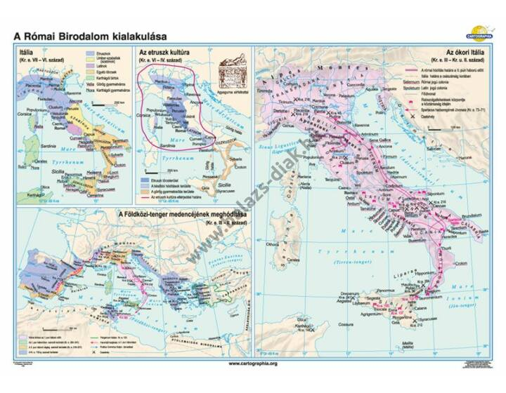 A Római Birodalom kialakulása