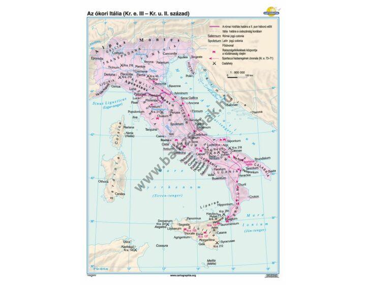 Az ókori Itália (Kr.e. III-Kr.u. II. század)