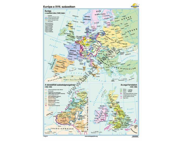 Európa a XVII. században
