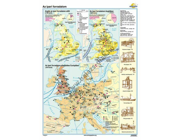 Az ipari forradalom Európában