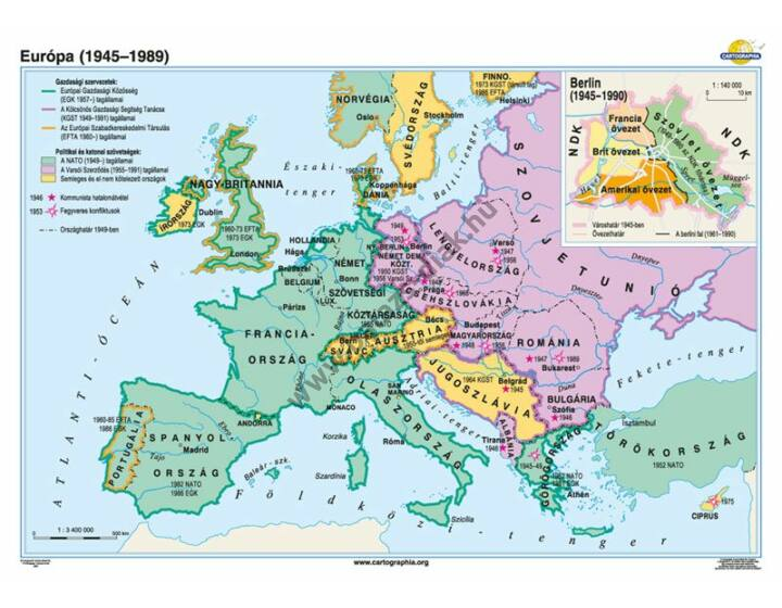 Európa (1945-1989)