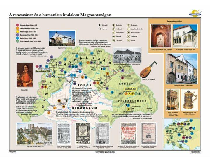A reneszánsz és a humanista irodalom Magyarországon