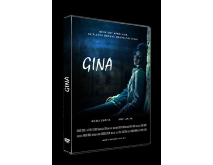 Gina - drogprevenciós bűnmegelőzési film (DVD)
